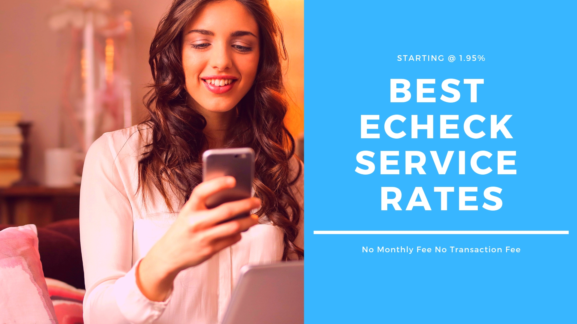 Best Echeck Services By Quadrapay