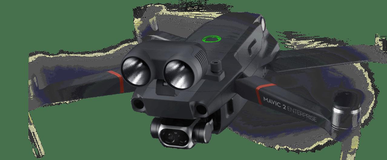 Прожектор M2E Легко вказуйте шлях тим, хто заблукав, використовуючи подвійний прожектор, який полегшує роботу в умовах слабкого освітлення.