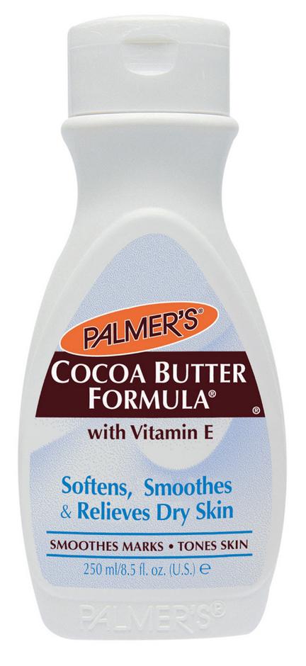 Loção Hidratante Cocoa Butter, da Palmer's