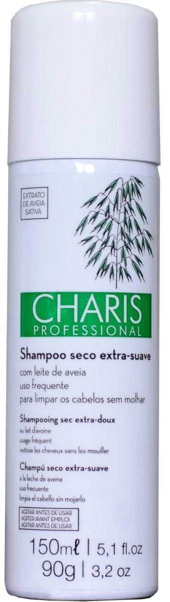 Shampoo seco extra-suave