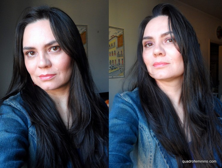 Shampoo e Condicionador Extrato de Maracujá Feminilly Lunna Hair