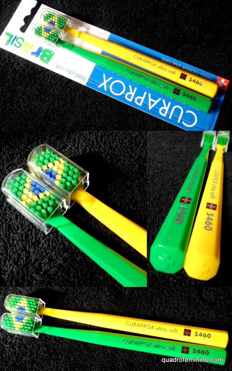 Escova dental - Curaprox 5460 ultra soft