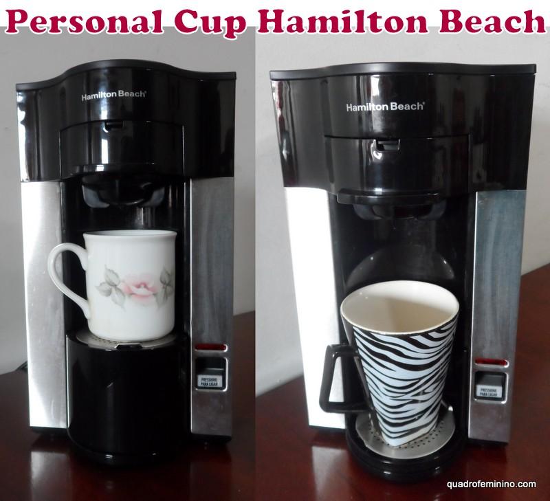 Personal Cup Hamilton Beach - Cafeteira Pessoal