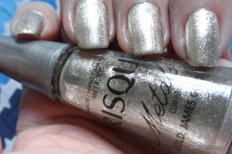 Esmalte Gold, James Gold - Risque Metals (2)