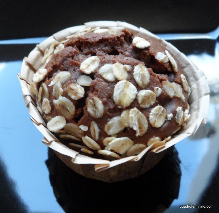 Bauducco Cereale Muffin Cacau e Aveia