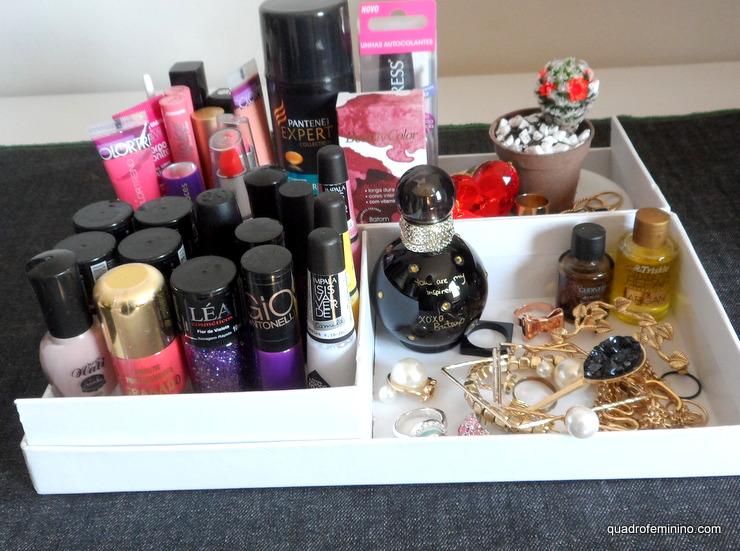 DIY - organizador com caixa (4)
