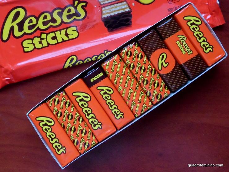 Reeses Sticks Hersheys