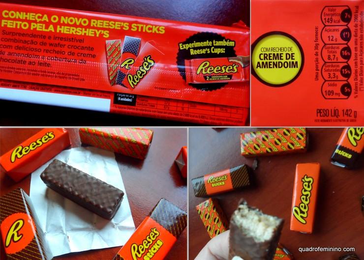 Reeses Sticks - Hersheys