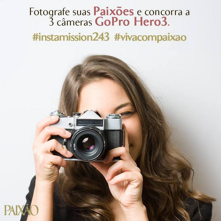 """""""Fotografe suas Paixões"""""""