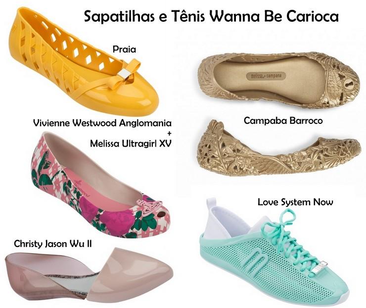 Coleção Wanna Be Carioca