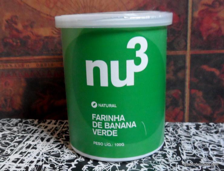 Farinha de banana verde NU3