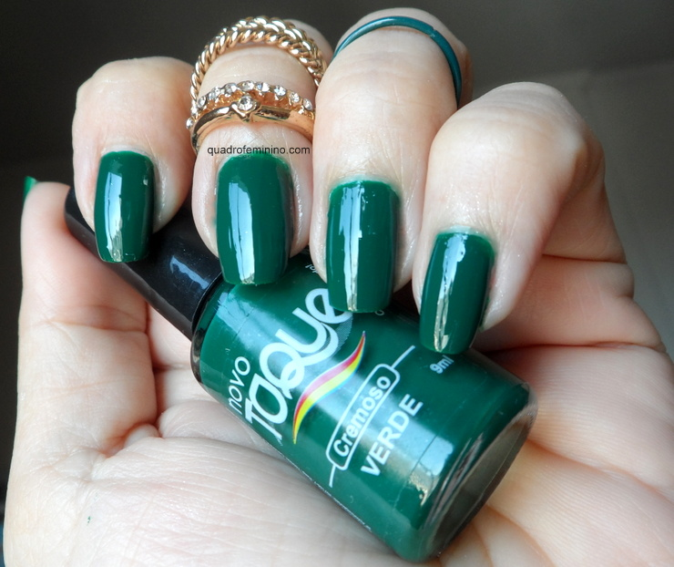 Novo Toque - Verde - esmalte