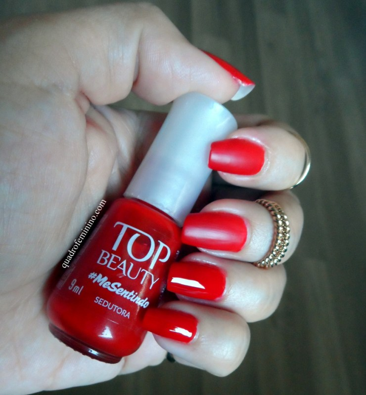 Top Beauty - #MeSentindo Sedutora
