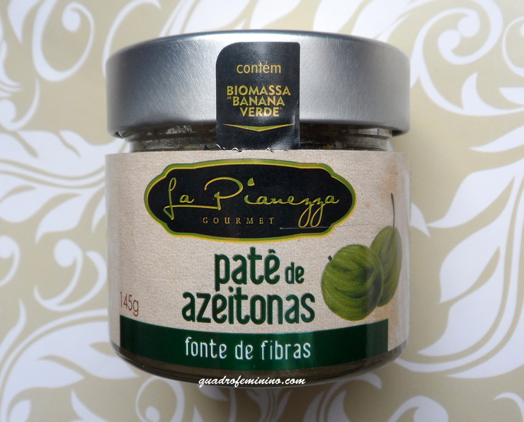 Pasta de Azeitonas - La Pianezza