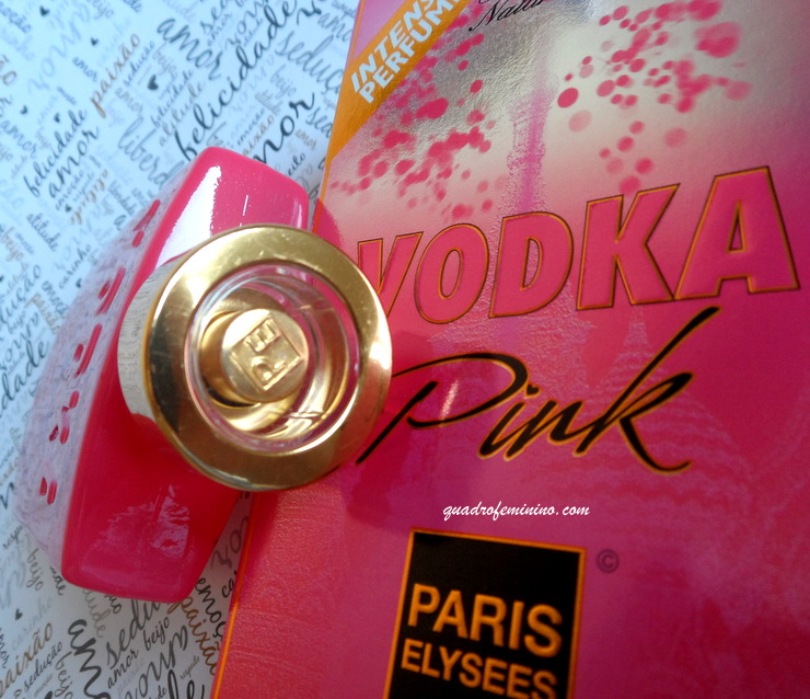 Vodka Pink - Paris Elysees