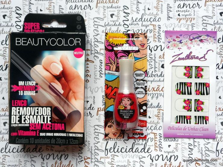Beauty Color e películas