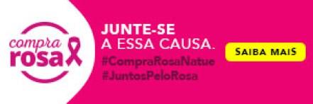Compra Rosa Natue - Outubro Rosa