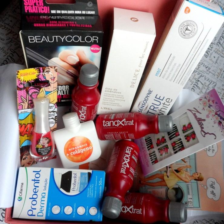 Glambox Segredos de Blogueira-Carol Tognon