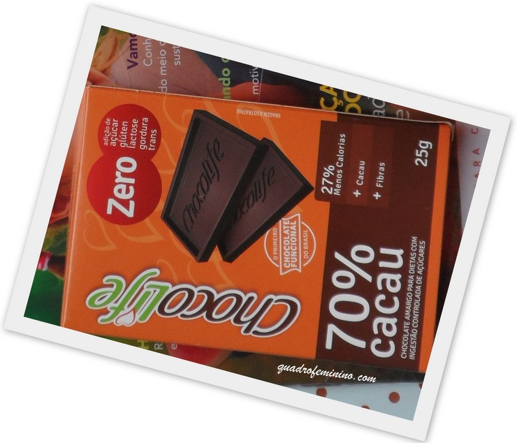 Chocolife 70 Cacau