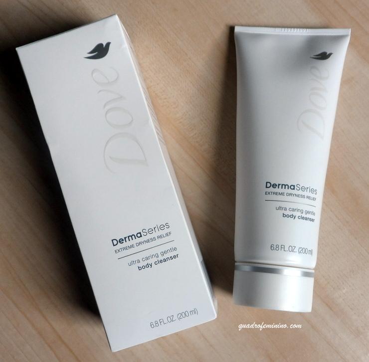 Dove DermaSeries Body Cleanser - Sabonete Líquido Corporal