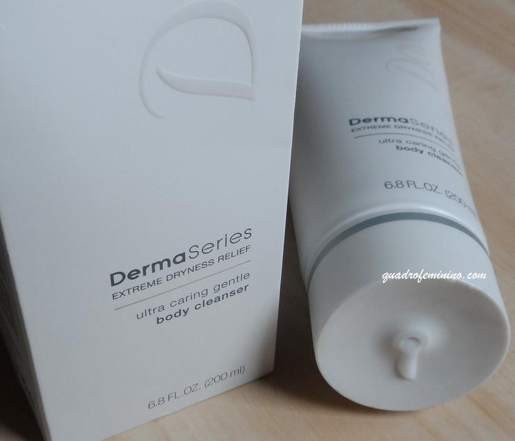 Dove Dermaseries Body Cleanser - embalagem