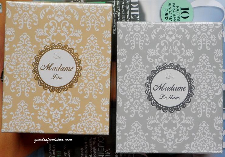Jequiti - Madame Le Blanc e Madame L'or