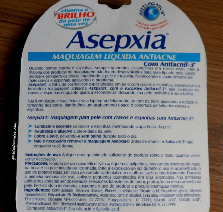 Base Líquida Asepxia com Antiacnil-3
