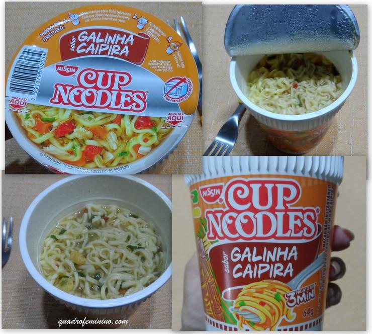 Cuo Noodles Nissin