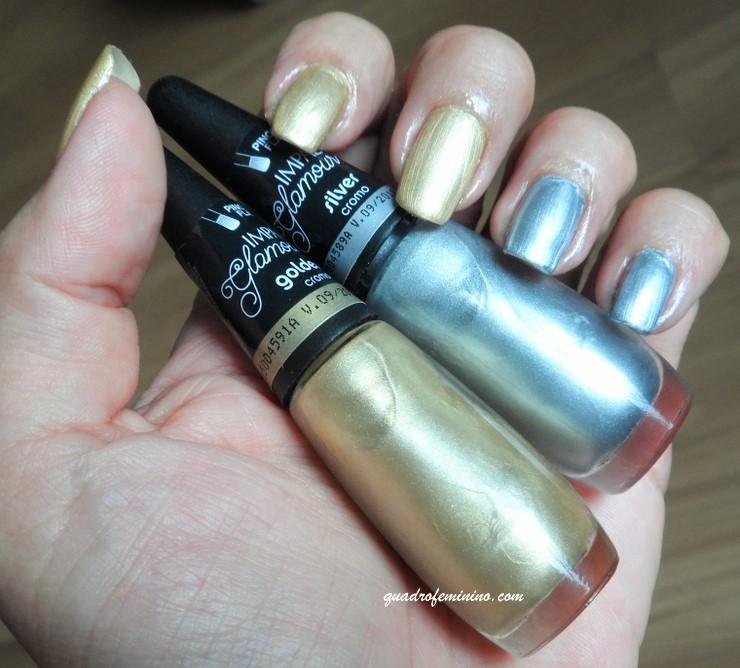 Golden e Silver - coleção Impala Glamour