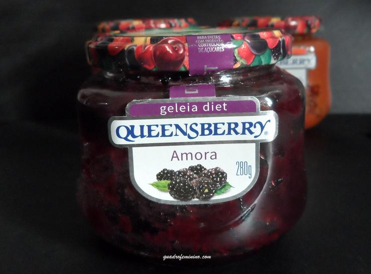 Geleia Queensberry Diet - Amora