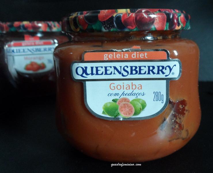 Geleia Queensberry Diet - Goiaba