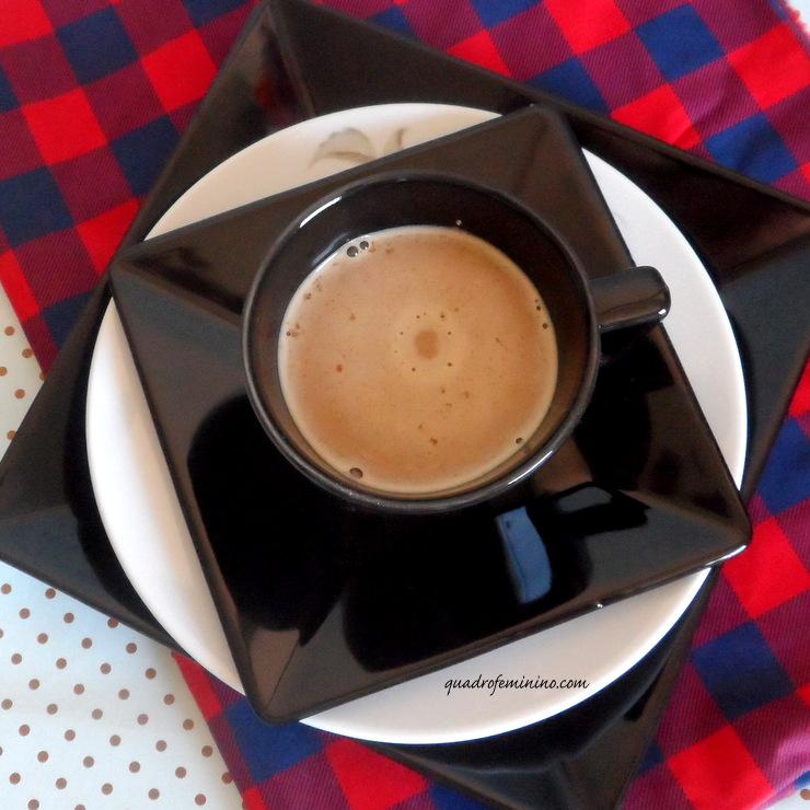 Café com leite - Café Pelé