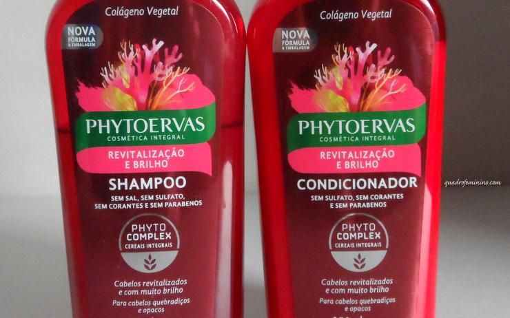 Phytoervas - Revitalização e Brilho