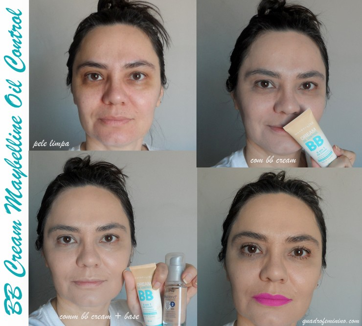 BB Cream Maybelline - Oil Control