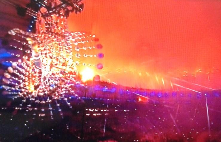Pira olímpica - Rio 2016