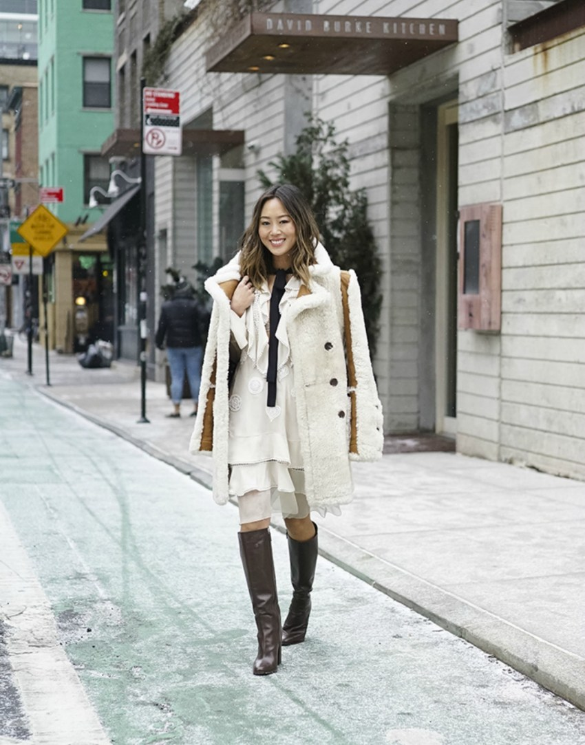 Aimee Song outfit