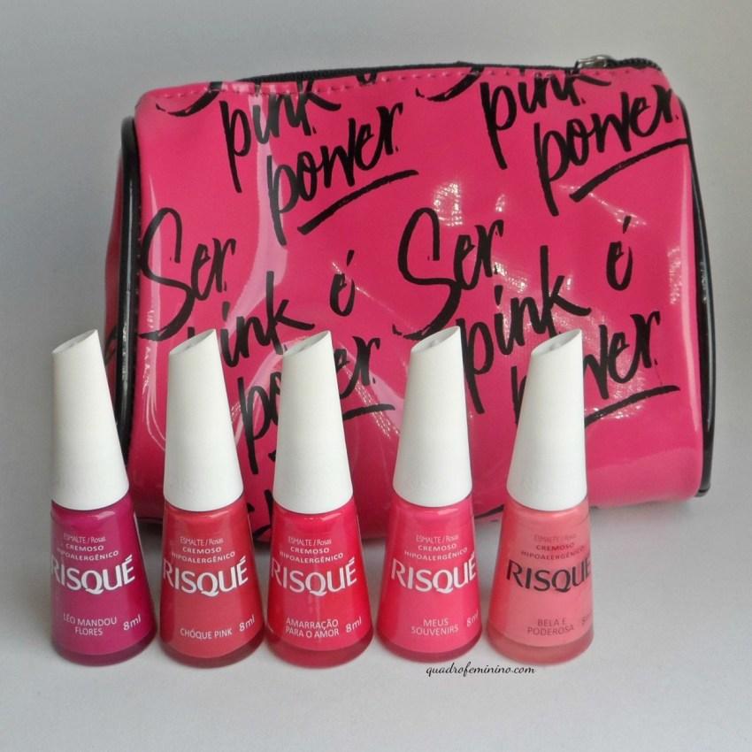 Risqué Ser Pink é Power