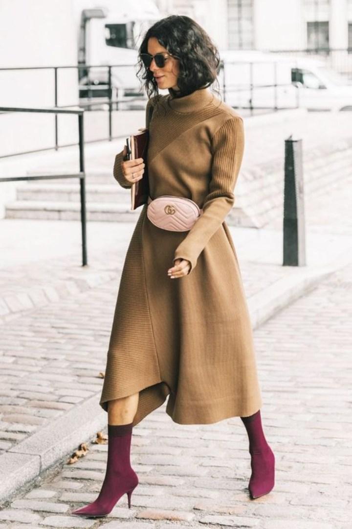 Como usar vestido no inverno - 5 dicas