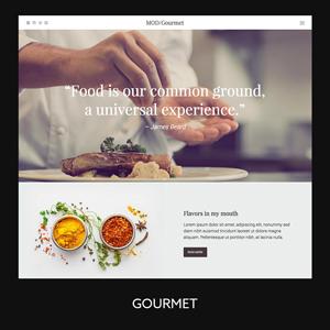 Modules Gourmet Demo
