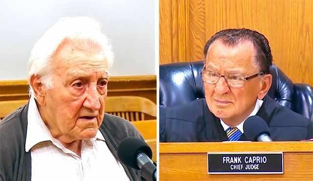 Judge ᴅɪsᴍɪssᴇᴅ this 93-year-old man's case. But why did ʜᴇ ᴅᴏ ɪᴛ sʜᴏᴄᴋs everyone