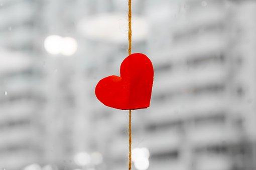【ラッキーモチーフ】愛の象徴!『ハート』の意味と、心に作用する恋愛運UPの効果♪