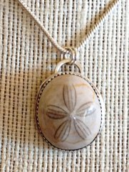 Patricia Weaver' Silversmithing Class Pendant
