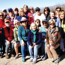 The Tri Deltas gather after 45 years.
