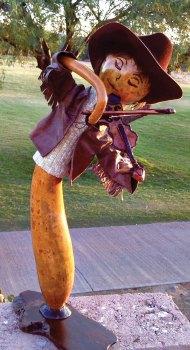 Roy, the Fiddling Cowboy