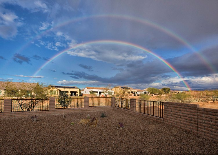 Second Place: Stu Langrehr - The Double Rainbow