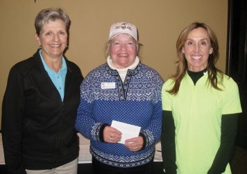 Lou Moultrie, Suzan Bryceland and Amy Carmien, Special Event Winners