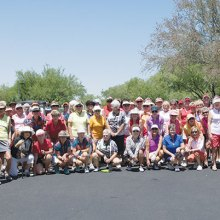 Quail Creek Women's Member/Guest Golf Tournament; photo by Eileen Sykora