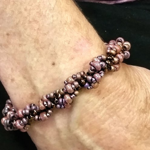 Barb Shelor's Double Spiral