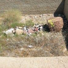 Nelson Sawyer's headstone