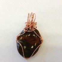 Lisa Teman-Rosenburg's pendant